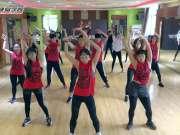 动岚健身教练培训学院 有氧舞蹈培训 健身教程