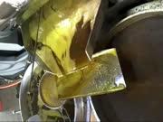 榨油机商用全自动移动式榨油机花生大豆压榨机