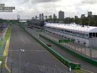 F1澳大利亚站FP1(现场声)全场回顾