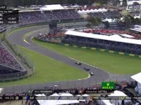 F1澳大利亚站正赛 维斯塔潘TR求超过!
