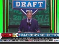 NFL选秀大会第27顺位 肯尼-克拉克 (包装工)