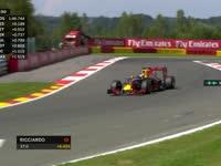F1比利时站排位赛Q3:马萨TR向车队道歉