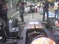 F1比利时站正赛(车载)全场回放