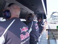 F1意大利站排位赛Q1:科维亚特TR爆粗自责