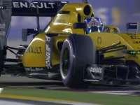 F1新加坡站排位赛:帕默尔失去后轮抓地力过弯起飞
