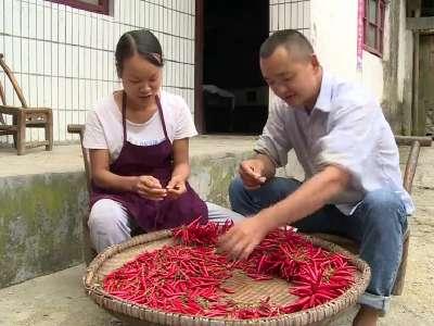 [新长征路上]永顺县塔卧镇三家田村