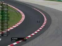 F1马来西亚站FP3 小维斯塔潘TR报告过弯引擎怪异