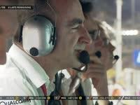F1阿布扎比站正赛 帕蒂洛维亲自催促汉密尔顿加速