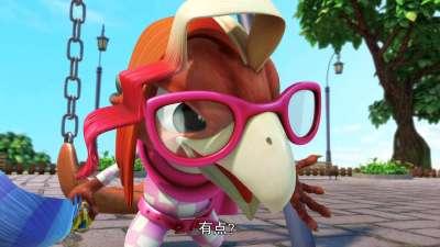 猪猪侠之梦想守卫者29(下部03)筹备!服装设计展