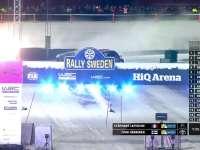 WRC瑞典站SS1:拉斐尔PK哈尼宁