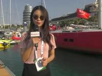 大海上的女汉子 八届环海南岛国际大帆船赛以来唯一一支女子船队