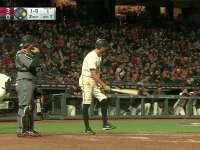 MLB2017赛季常规赛 响尾蛇vs巨人 中文全场录播