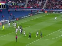 巴黎圣日耳曼vs蒙彼利埃