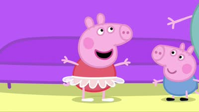 Peppa Pig 1_31 Ballet Lesson