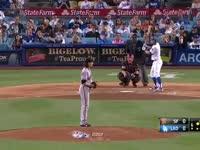 MLB2017赛季常规赛 巨人vs道奇 中文全场录播