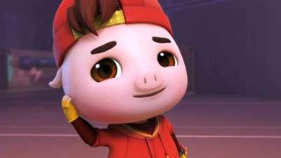 猪猪侠之超星萌宠1 第03集 空调危机
