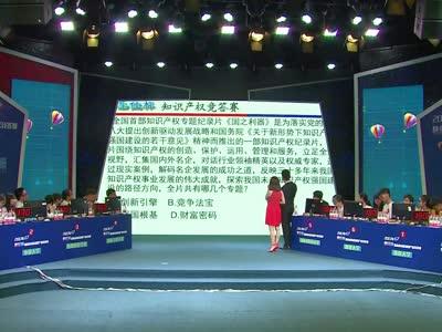 集佳杯湖南省高校知识产权竞答赛
