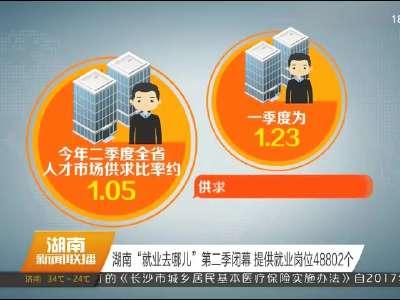 2017年06月08日湖南新闻联播
