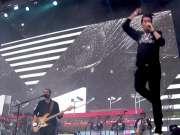 人气独立乐队Bastille巴士底2017 BBC Radio 1's Big Weekend音乐节