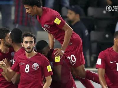 [视频]韩国失利致A组乱象 5队均有出线希望国足最低