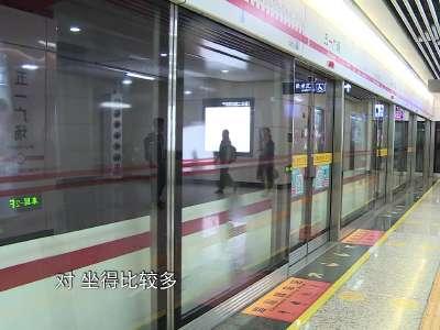 """长沙地铁一号线开通1周年 站点""""人气""""三甲出炉"""