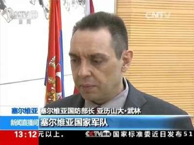 [视频]【庆祝建军90周年】塞防长:强大中国离不开强大军队