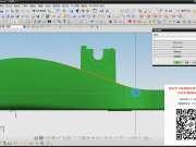UG模具设计学习教程鼠标产品怎样优化分型面讲解