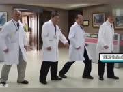 台湾医院全院大跳抖肩舞!每个科的介绍太可爱了!