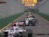 F1澳大利亚站正赛(现场声)全场回顾