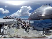 Onboard Comanche - 360° Video