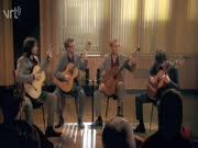 比利时王牌吉他四重奏《美丽的马拉加女人》