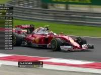 F1匈牙利站FP2:Kimi的长距离单圈