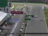 F1德国站正赛:罗斯伯格28圈二停换上软胎