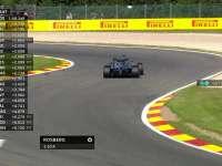 F1比利时站FP1:古铁雷兹也向车队抱怨刹车问题