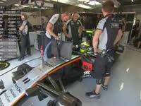 F1比利时站排位赛(现场声)全场回顾