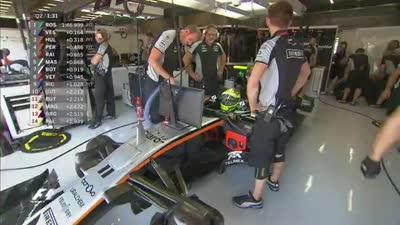 F1v视频视频|F1比利时站排位赛全场录像|F1比利讯视频百图片