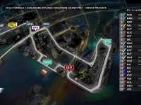 F1新加坡站FP1(GPS追踪)全场回放