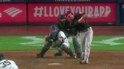 全垒打王爆发球队单局6分 金莺客场轰垮扬基