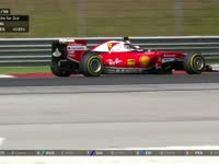 F1马来西亚站正赛 全场回顾(现场声)