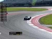 F1美国站FP1全场回放(现场声)