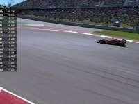 F1美国站排位赛Q1:维特尔TR大爆粗口