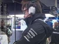 F1巴西站FP3:车队向汉密尔顿报告队友成绩