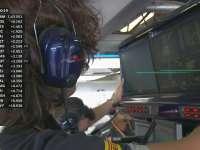 F1阿布扎比站FP1:马萨赛车打滑甩尾