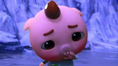 猪猪侠之拼装特工队02 北极的总裁失眠记