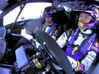 WRC蒙特卡洛站SS3:奥吉尔掉沟里了