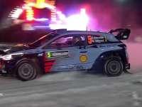 WRC瑞典站SS1赛段集锦 拉特瓦拉夺得最快