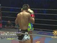 勇士的荣耀7第六场 周涛后手重拳KO对手
