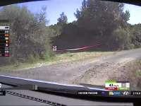 血脉喷张科西嘉SS8赛段 帕东演绎完美车技
