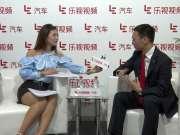 2017上海车展 专访林肯网络与客户体验总经理刘继升