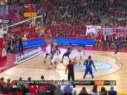 录播:2016-17赛季欧篮1/4决赛第2回合 奥林匹亚科斯vs埃菲斯